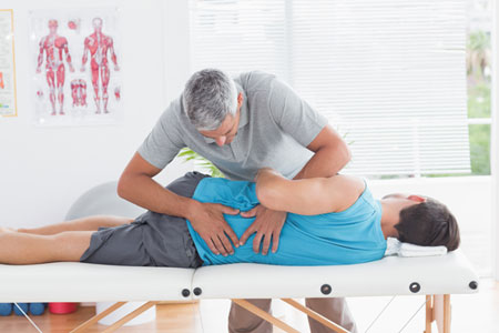 Lower Back Pain Physiotherapist